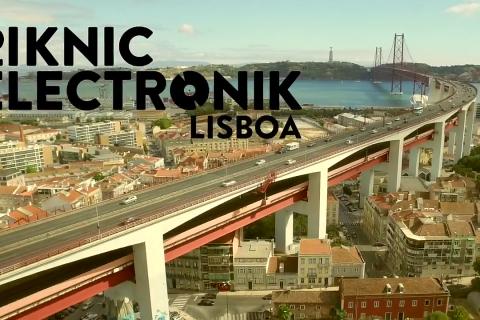 Piknic Électronik Lisboa 2015